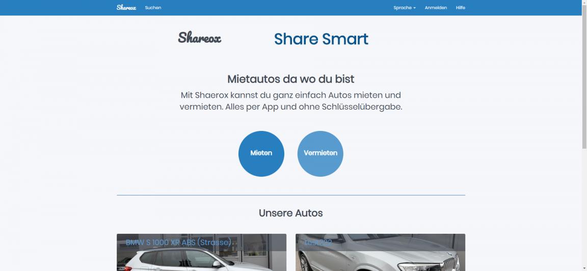 Shareox